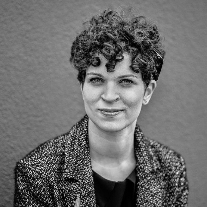 Laura Wikert © Toni Burkhard
